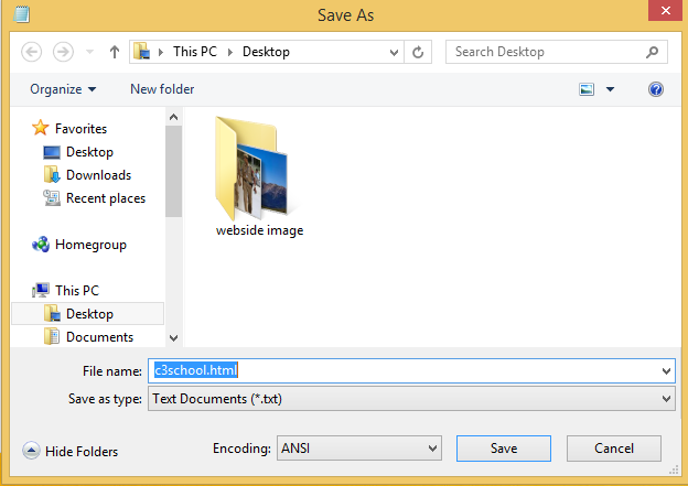 First Webpage in html in hindi-फिस्र्ट वेबपेज html क्या है?