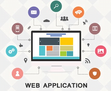 what is web application in hindi